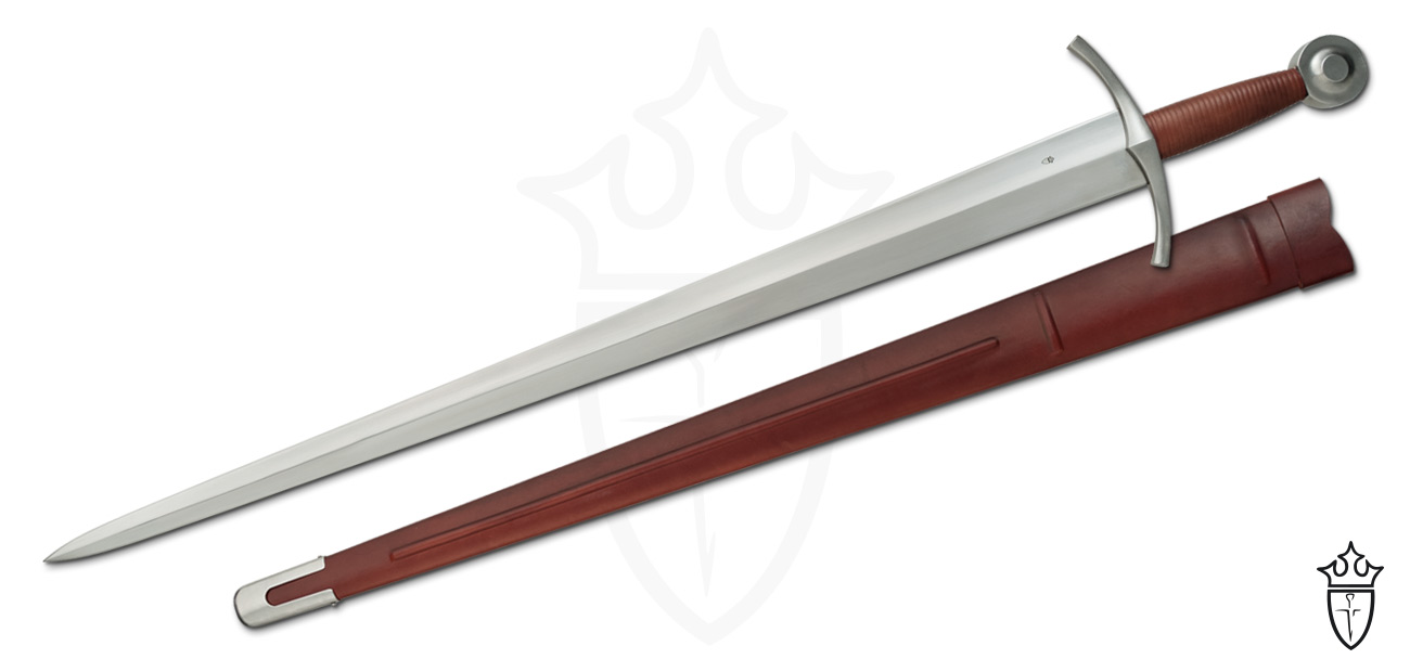 Crecy War Sword - Sharp by Kingston Arms