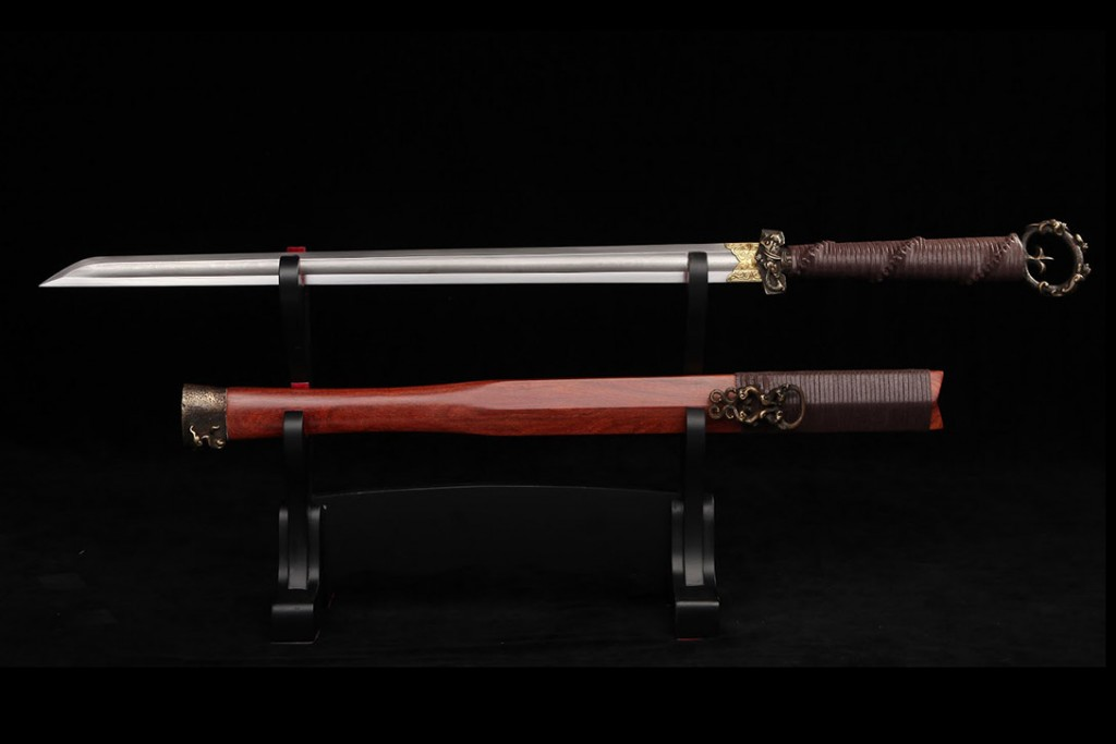 Red Ebony Jian