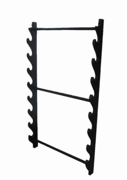 8 Tier Wall Mount StandStand