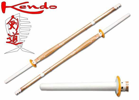 Kendo Bamboo Shinai - Set of Two