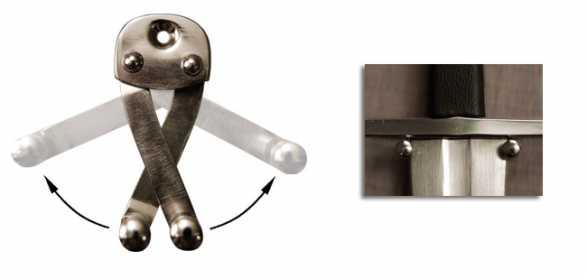 Medieval Sword Display Hanger