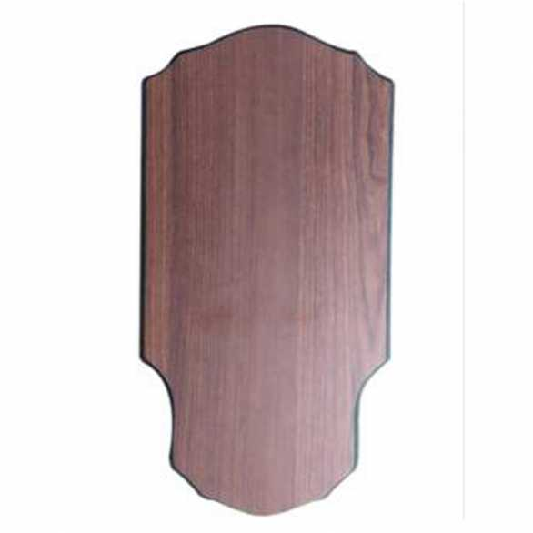 Wooden Sword Display Plaque