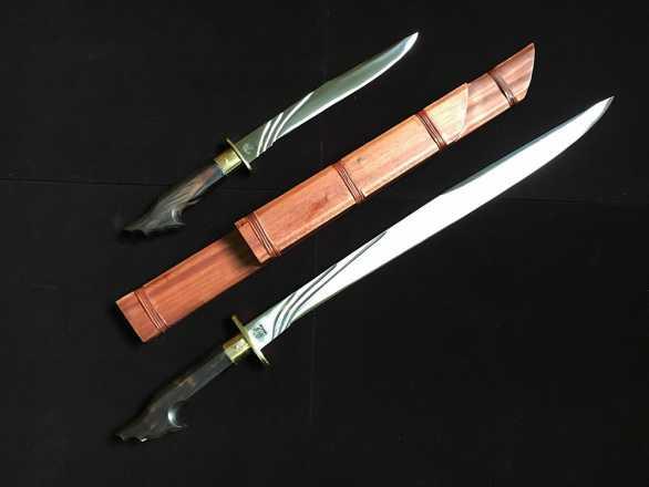 BCI Espada y Daga
