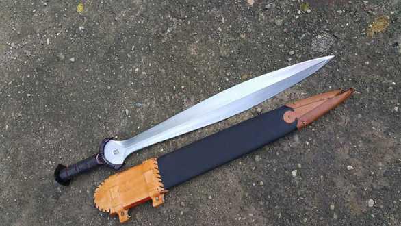 BCI Celtic Sword