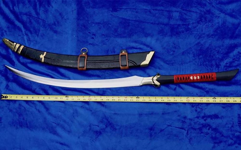 BCI - Legendary Swords - the Castir 4