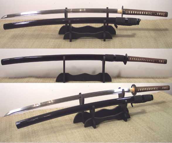 Cheness 9260 Spring Steel O-Katana
