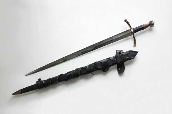 Frederick The Third sword, 15th C.