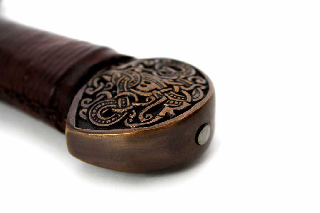 Darksword 1335 - 11th Century Viking Sword (sharpened) 4