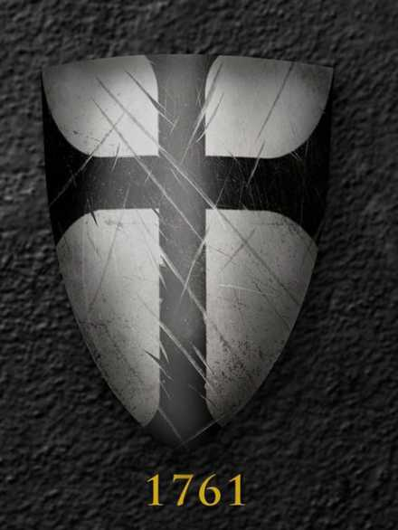 Darksword Armory Medieval Shield # 1761