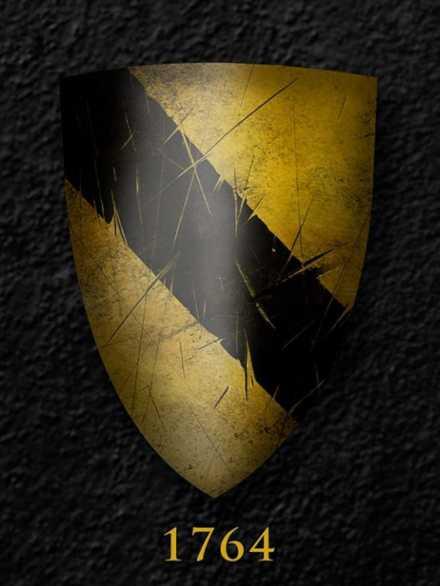 Darksword Armory Medieval Teutonic Shield # 1764