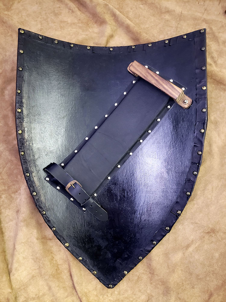 Darksword Armory Medieval French Artstocratic Shield # 1758 2