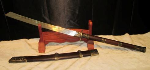 one of the domestic market Chinese swords