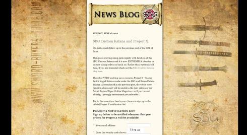 Store Blog