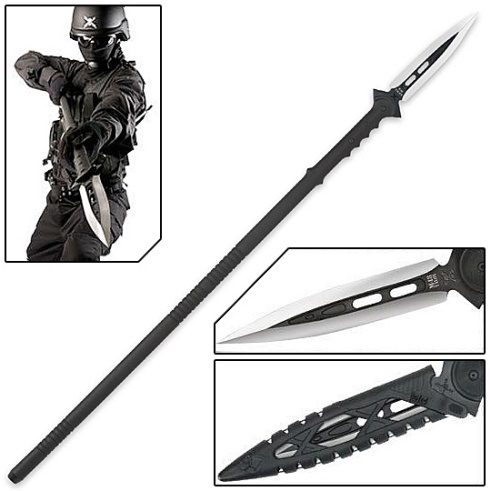 Tactical Riot Spear