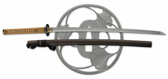 Dragon King Autumn Leaf Katana