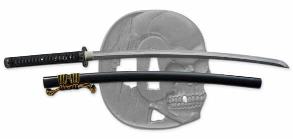 Shi Samurai Sword from Frenchie Jian and the Dragon King Forge