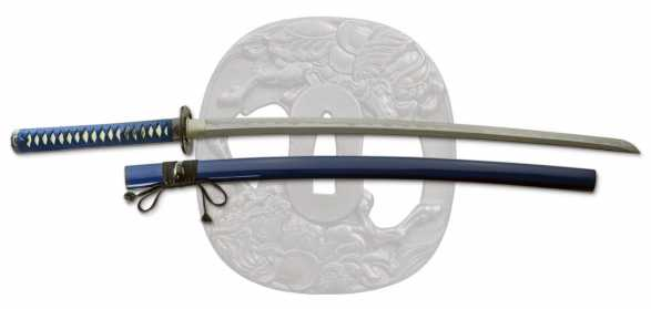 War Horse Katana by Dragon King