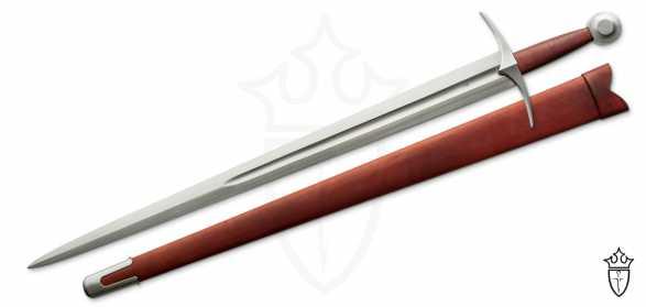 Type XVIII Single Hand Medieval Sword