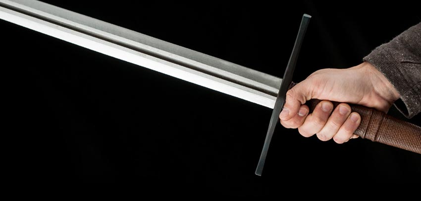 Kingston Arms Atrim Competition Cutting Longsword 1