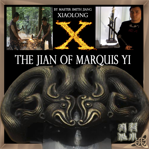 Project X - The Jian of Marquis Yi