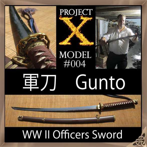 Project X - Model 004