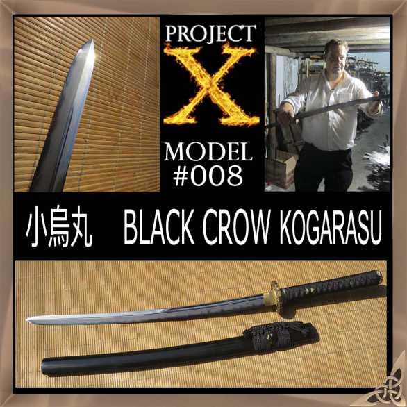 Project X - Model 008