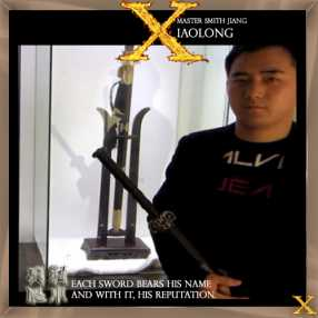 X Archive - Project X - The Jian of Marquis Yi 1