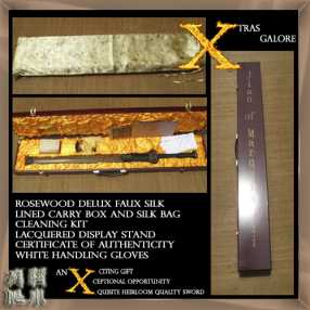 X Archive - Project X - The Jian of Marquis Yi 8