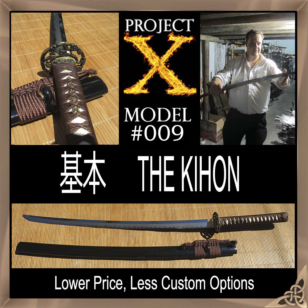 Project X - Model 009 the Kihon
