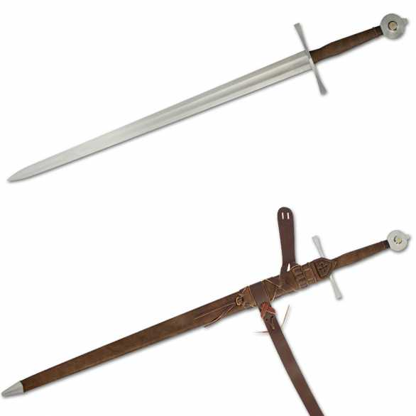 Red Dragon Armoury Combat Temple Church Sword (UNSHARPENED)