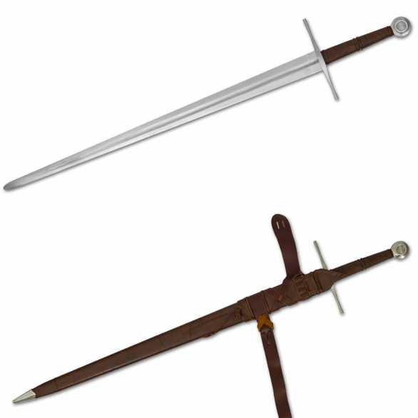 Red Dragon Armoury Combat Hand-and-a-half Sword (UNSHARPENED)