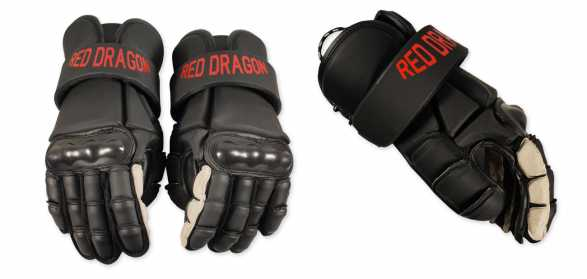 Red Dragon Sparring Gloves