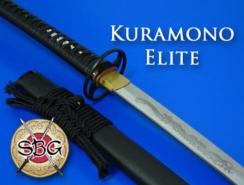Kuramono Elite Katana