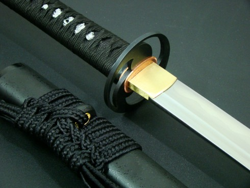 Kuramono Katana Fittings