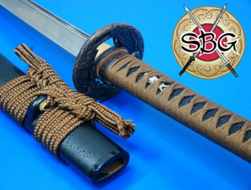 The Torakami Flagship Katana of the SBG Proswords line