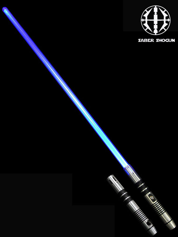 Saber Shogun Light Sword (Soundless) - Blue Jedi Guardian