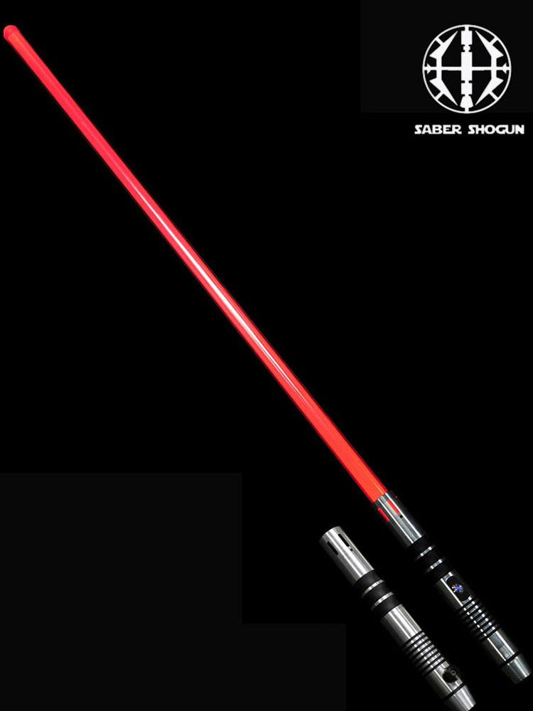 Saber Shogun Light Sword (Soundless) - Red Sith