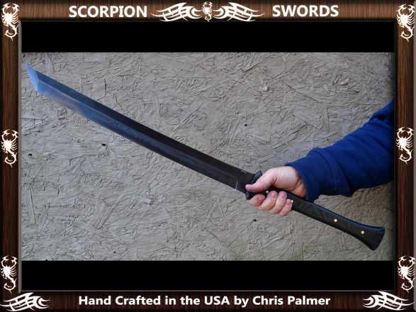 Scorpion Swords - Doomsday Line Sword #02