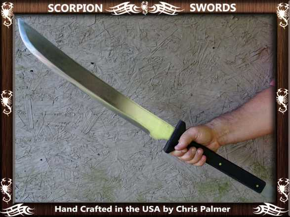 Scorpion Swords Sword of Hakai