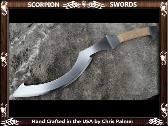 Scorpion Swords Khopesh Sword of the Nile
