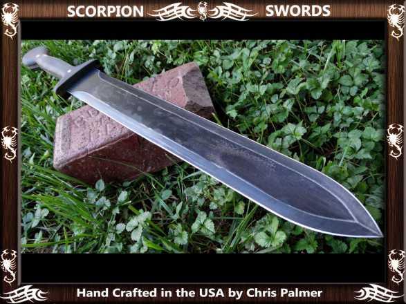 Scorpion Swords Tactical Gladius