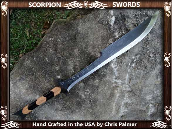 Scorpion Swords Goblins' Shortsword