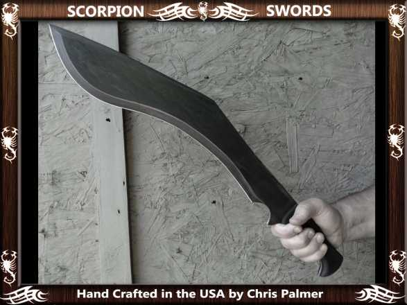 Scorpion Swords Reaper Sword