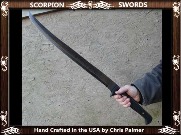 Scorpion Swords Tactical Ko Katana