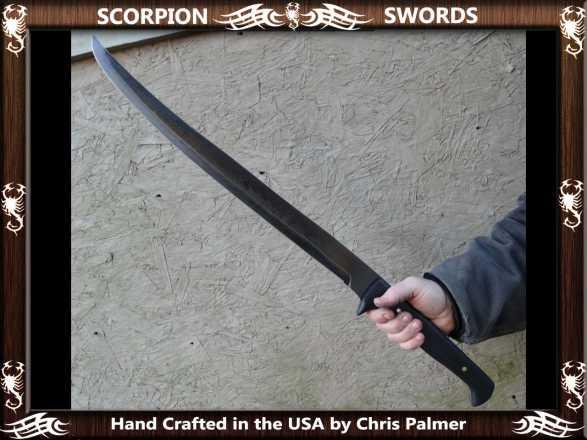 Scorpion Swords Tactical Ko Katana