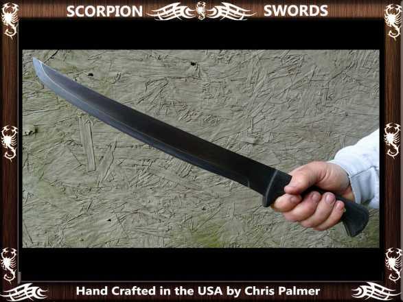 Scorpion Swords Tactical Wakizashi