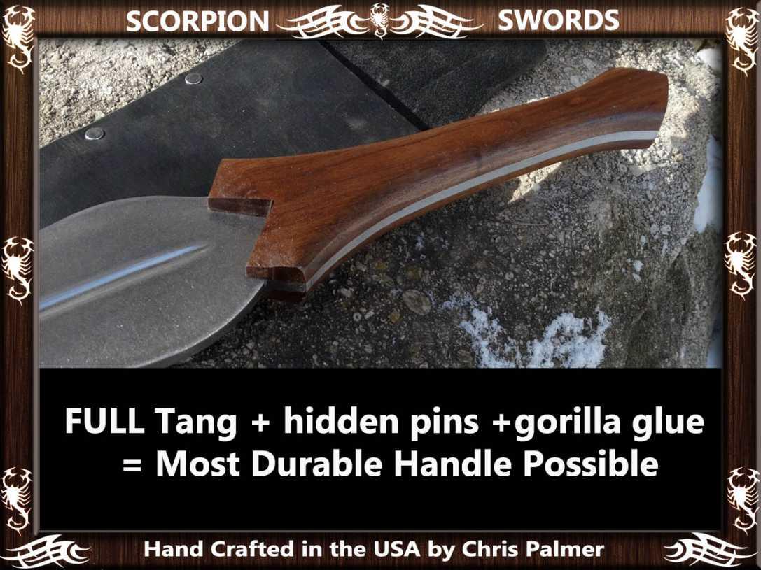 Scorpion Swords Achilles Sword 3
