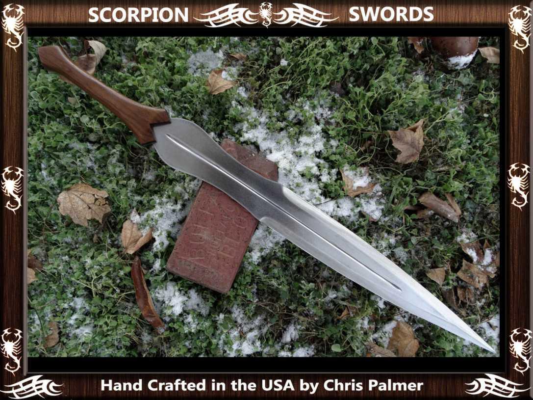 Scorpion Swords Achilles Sword 4