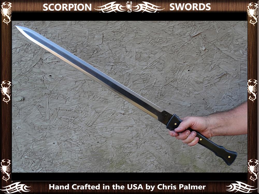 Scorpion Swords - The Daywalker - Doomsday Line Sword #04