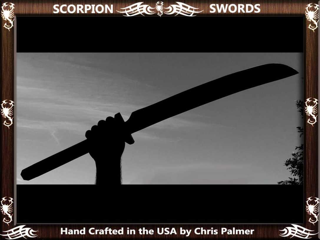 Scorpion Swords Sword of Hakai 4